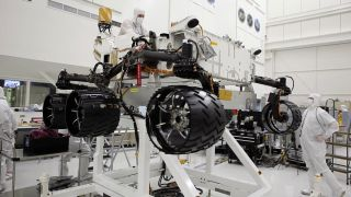 Curiosity rover gets over the air software update