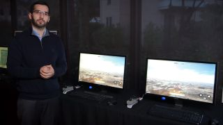 AMD Polaris demo