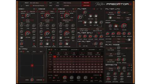 Rob Papen Predator 2 | MusicRadar