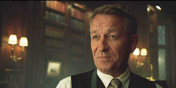Alfred Sean Pertwee Gotham Fox