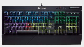 Save $40 on the versatile Corsair K68 Mechanical keyboard at Amazon
