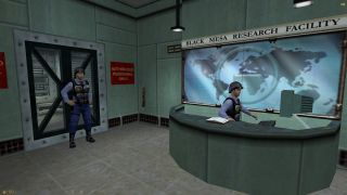Half-Life Half-Pint mod, lobby