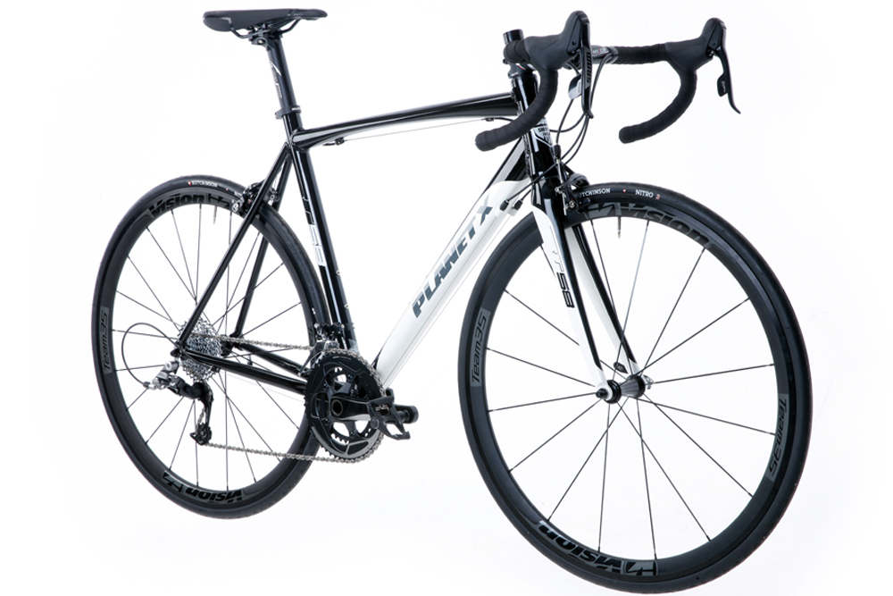 Planet X RT-58 Alloy review - Cycling Weekly