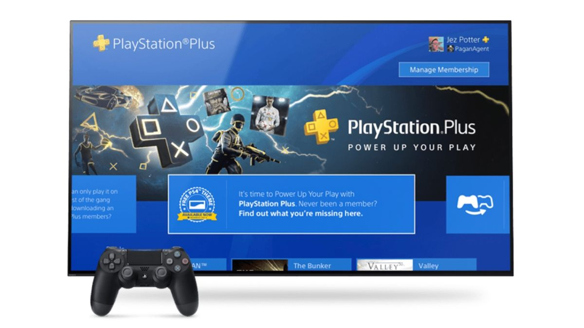 Get 12 months PlayStation Plus for a bargain price - What Hi-Fi?