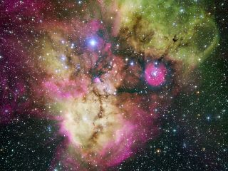 skull and crossbones nebula