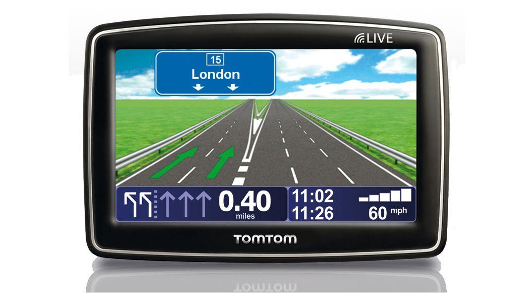 tomtom xl live europe techradar rh techradar com TomTom One XL Ll TomTom One XL Map Update
