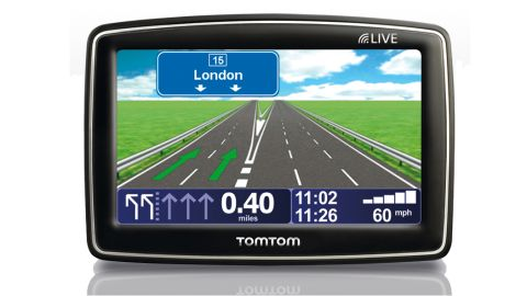 tomtom xl live europe techradar rh techradar com TomTom XL N14644 TomTom XL Reset Button Location