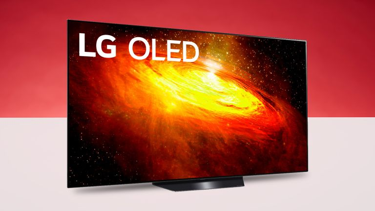 LG BX PS5 OLED TV