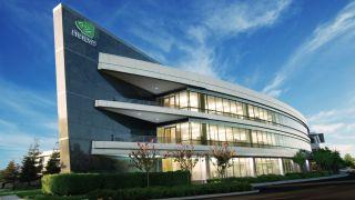 Nvidia HQ in Santa Clara