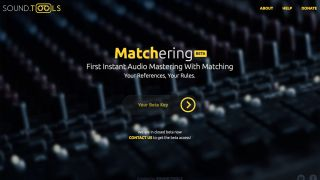 Matchering is currently in beta