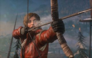 Rise of the Tomb Raider header