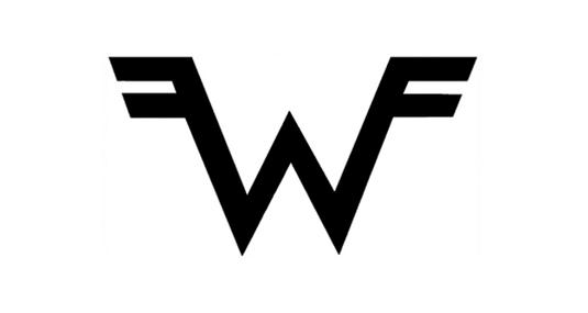 Band logo designs - Weezer