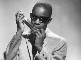 Portrait of the artist as a young man: Stevie Wonder in the early 1960s