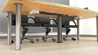 Legrand Introduces Under Table Cable Management System