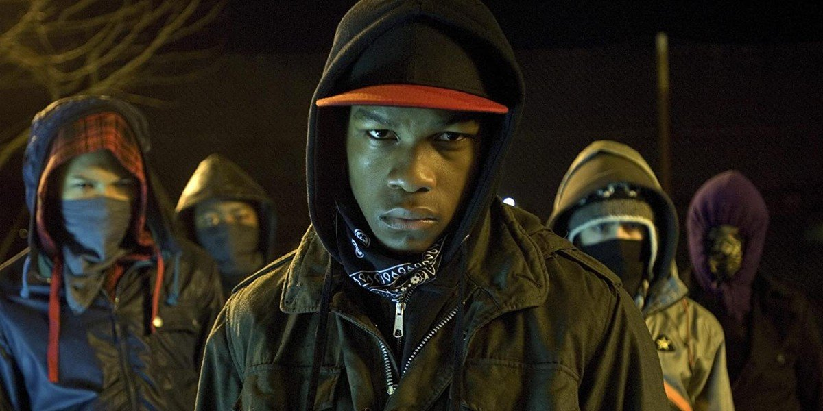 John Boyega in Attack the Block