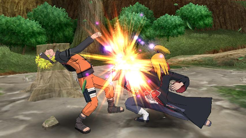 Naruto Shippuden Clash Of Ninja Revolution 3 Review Gamesradar
