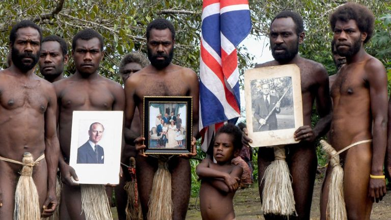 Prince Philip tribe