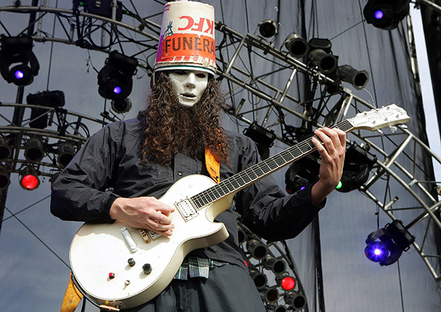 "Buckethead Diagnosed with Chronic Heart Problem, Says ""I Could Be Gone Tomorrow"" 