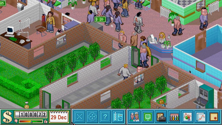 Download theme hospital pc.