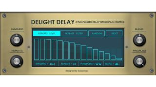 Delight Delay is there an echo in here