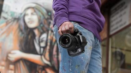 Canon EOS Rebel T6i / Canon EOS 750D