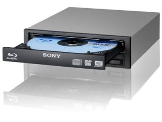 Sony Blu-ray rewritable drives
