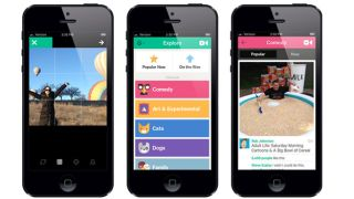 Big Vine for iPhone update introduces 'revining.' Like retweeting, but for Vine