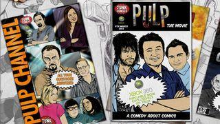 Pulp Screen