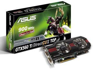 Asus' DirectCU Nvidia cards