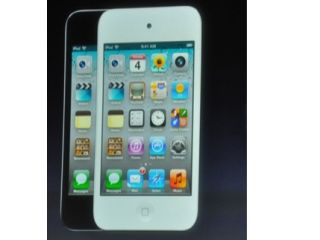 Apple unveils updated iPod Touch