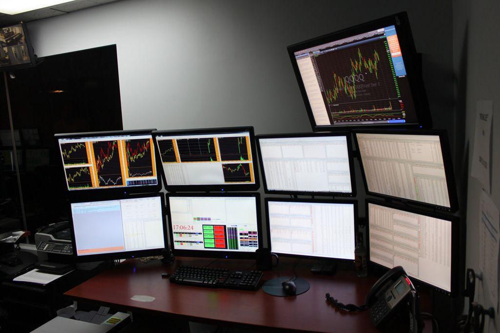 Trading pro system stocks options david vallieres
