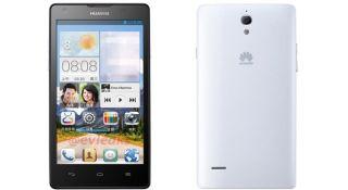 Huawei Ascend G700 Leak