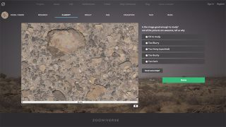 Hunt ancient fossils from the comfort of your desk