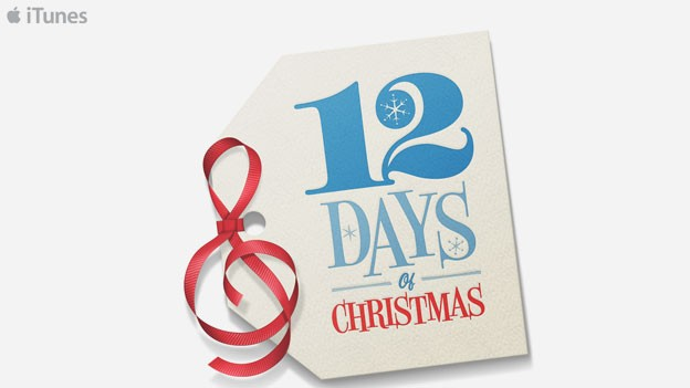 Apple 12 days of christmas all gifts