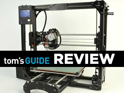 LulzBot TAZ 3 Review - Open Source 3D Printer - Tom's Guide