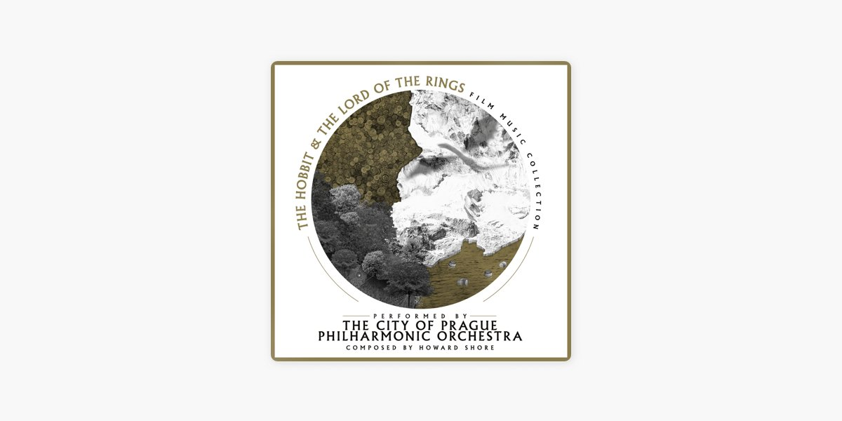 The City Of Prague Philharmonic Orchestra: The Hobbit And The Lord Of The Rings: Film Music Collection