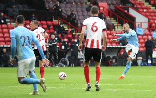 Sheffield United v Manchester City – Premier League – Bramall Lane