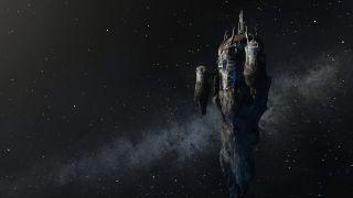 Doom Eternal Fortress of Doom Space Station Sentinel