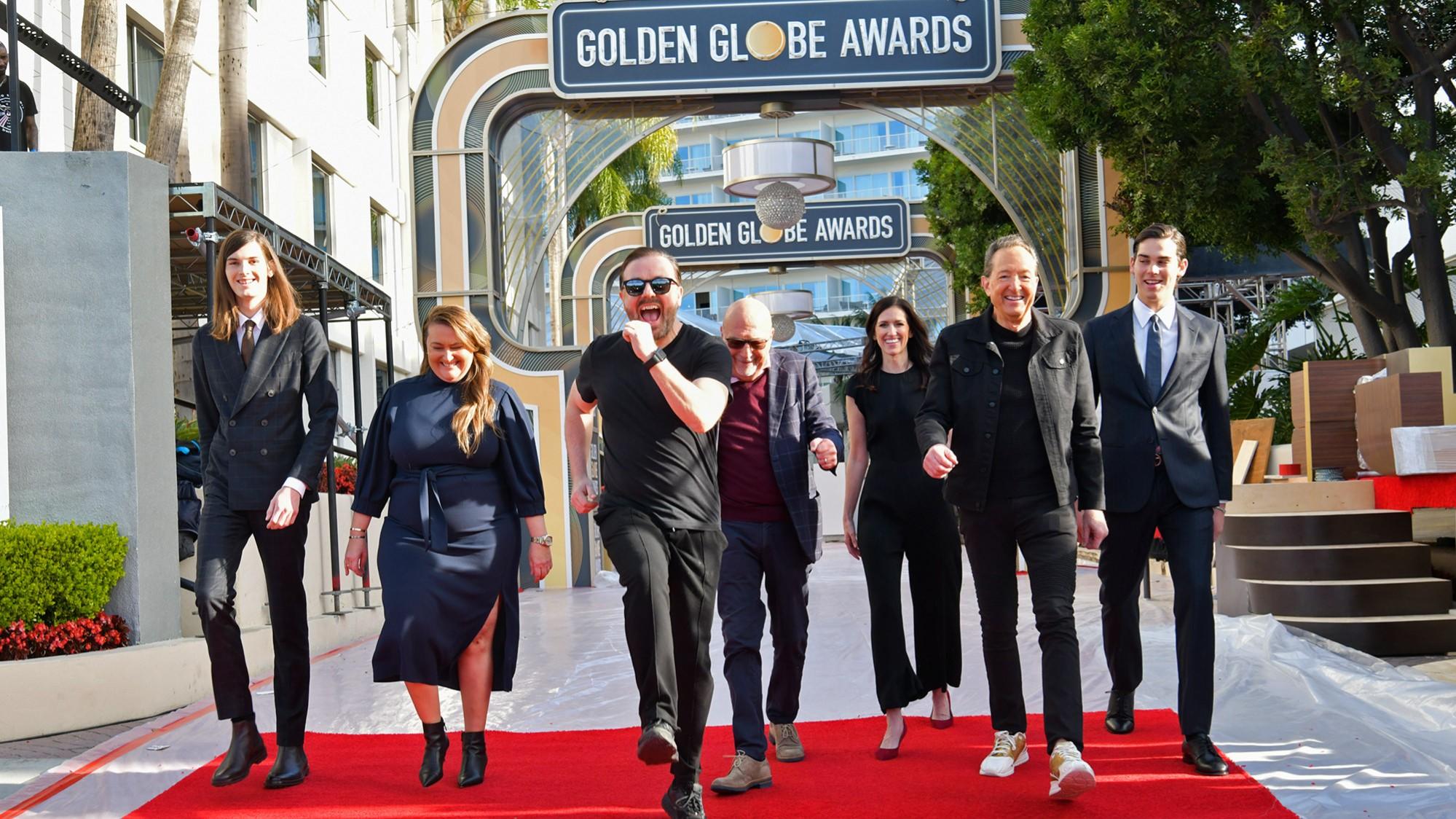 How to watch Golden Globes online live stream for free from