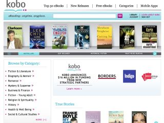 WH Smiths to launch Kobo ereader in the UK