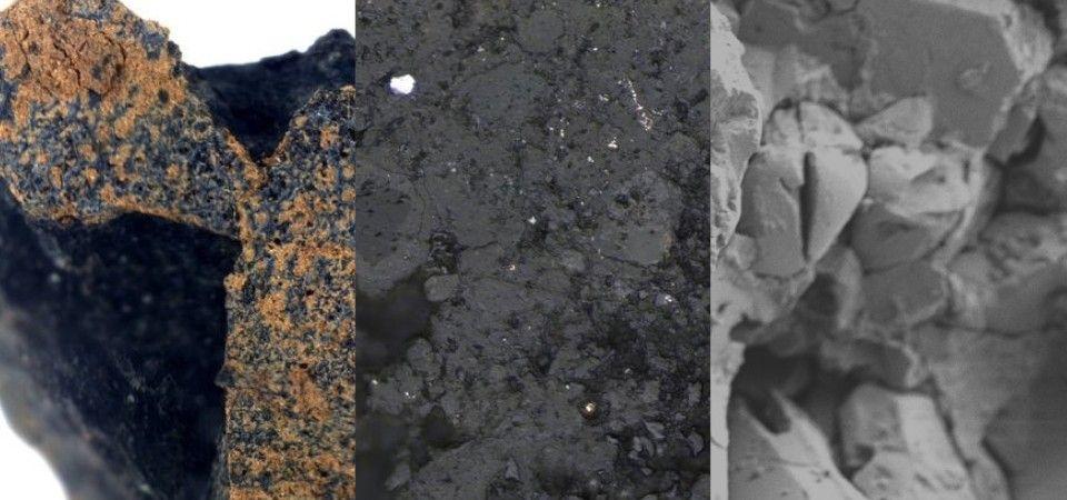 4.6 billion-year-old meteorite found in horseshoe footprint