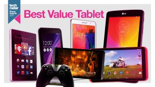 Best value tablet shortlist announced for TechRadar Phone Awards