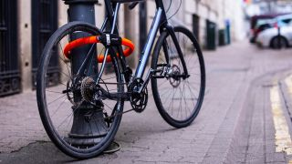 Core bike lock