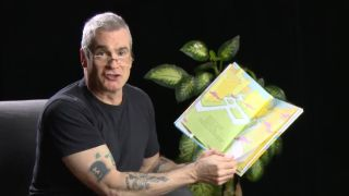 Henry Rollins reads Oh, The Places You'll Go