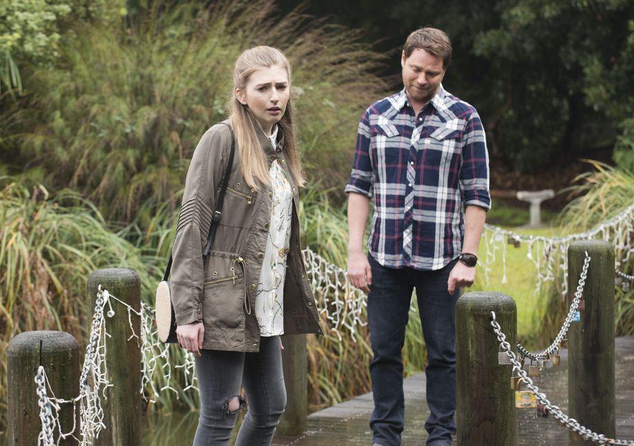 Neighbours, Shane Rebecchi, Mackenzie Hargreaves