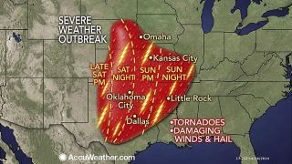 severe weather, storms