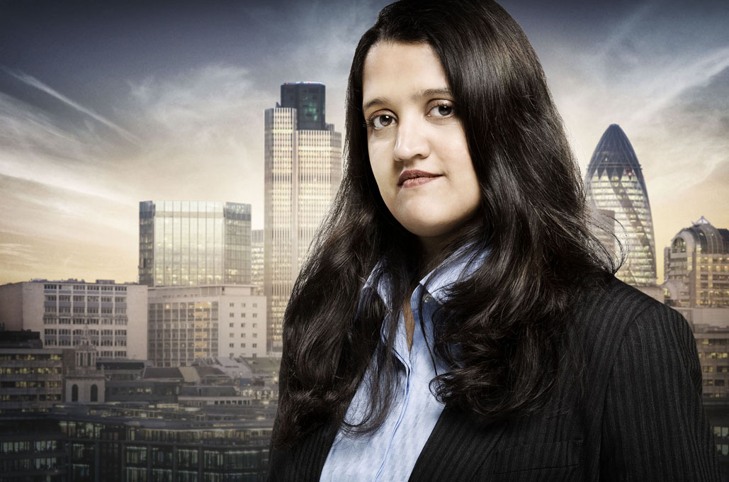 The Apprentice: Anita is first to be fired