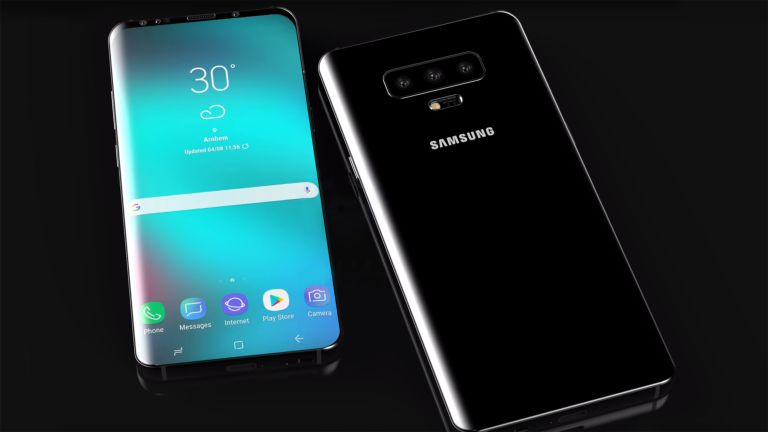 Samsung Galaxy S10 video shows new iPhone killer
