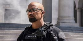 Shemar Moore Shares Cool Behind-The-Scenes Photo From Set As SWAT Finally Announces Fall Premiere