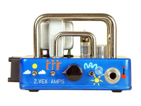 Valve amps genuinely don't come much smaller than this